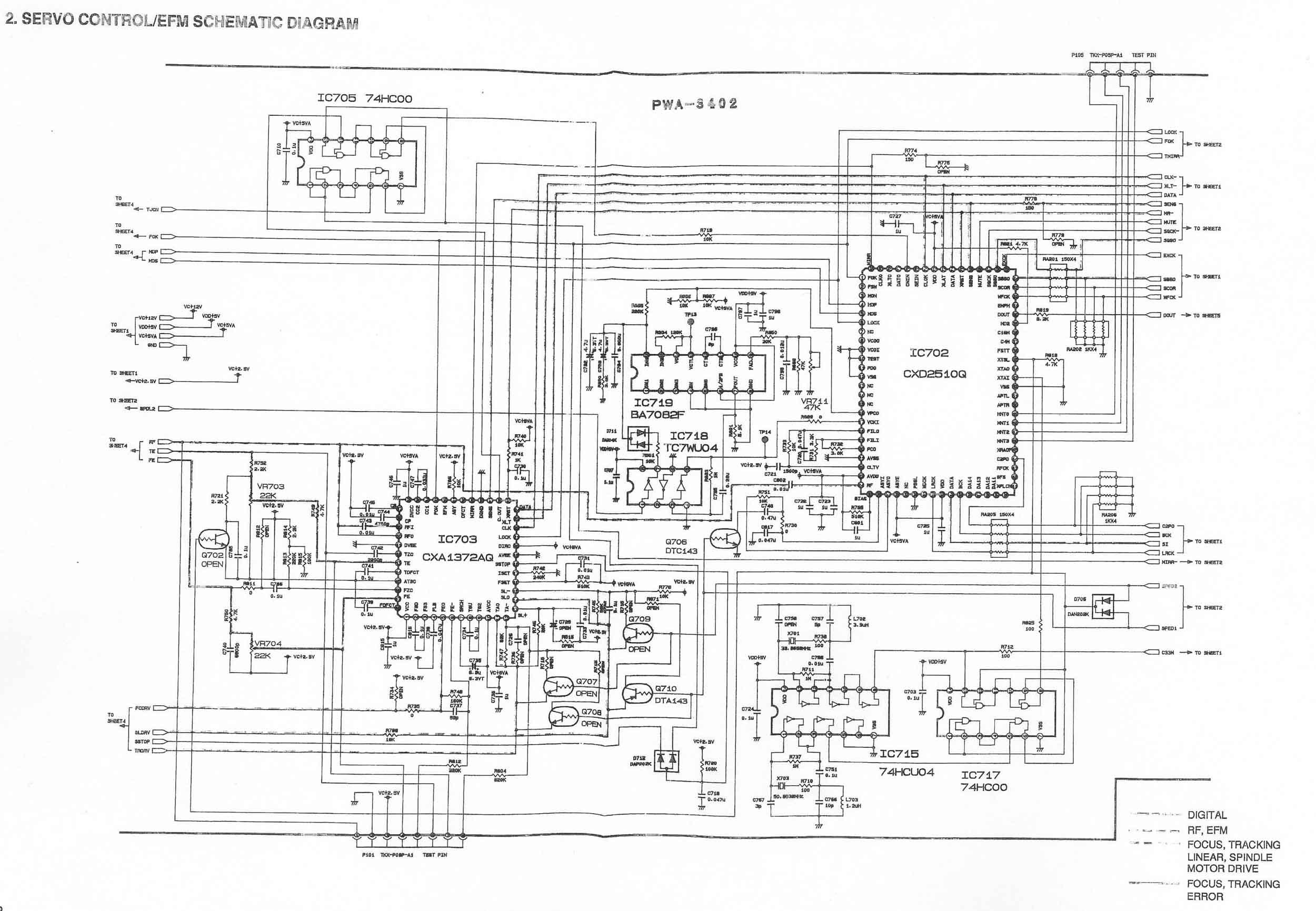 nec cd-rom电路原理图