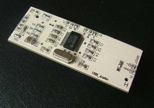 基于tda1541a的平衡模式dac解码板