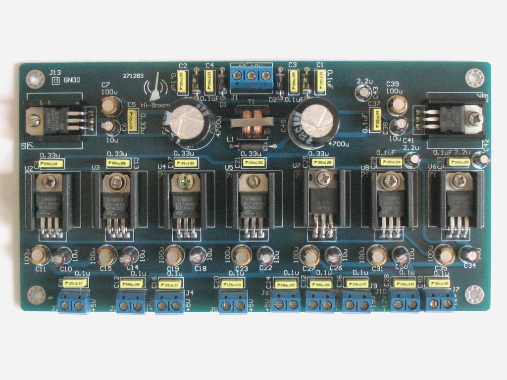 基于tda1541a的dac-解码板